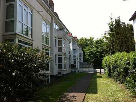 Zentral gelegenes, ruhiges Appartement mit Gartenblick! App. 35