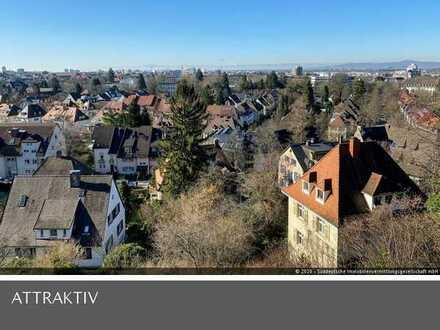 Traumhaftes Wohnen mit Blick über Freiburg