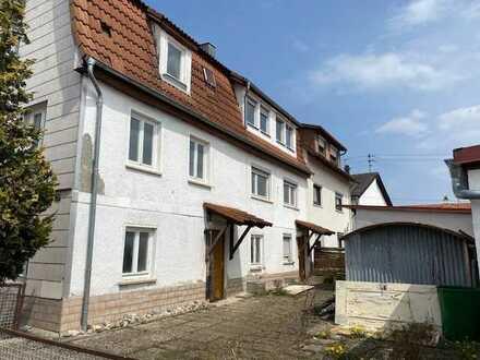 Für Handwerker - Doppelhaus in Giengen