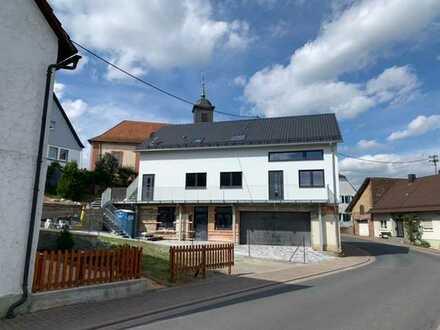 Erstbezug: schöne 3-Zimmer-Wohnung mit EBK in Buchen-Eberstadt