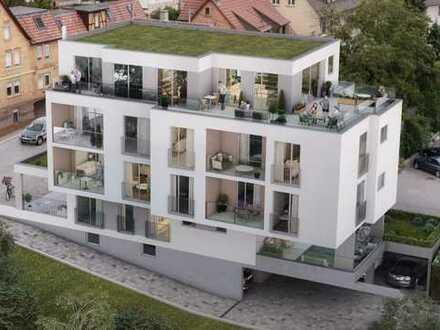 Penthouse-Wohnung mit Dachterrassen und Balkon (Whg. 5)