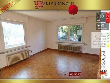 +++ NEU +++ Doppelhaushälfte in zentrumsnaher Lage Porz