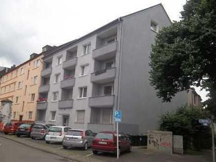 Großzügige Hochparterre-2-Zimmer-Wohnung mit Balkon in Körne
