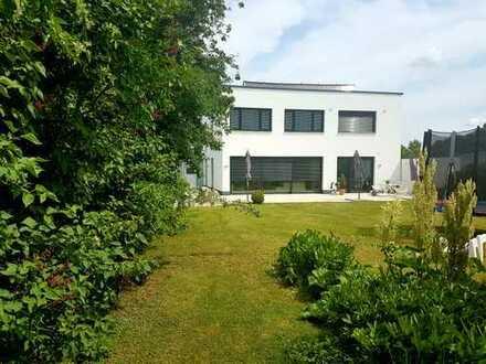 Modernes Architektenhaus in Mainburg