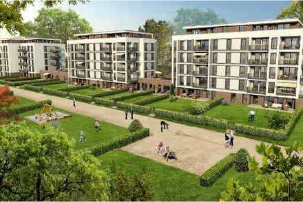 * Vermietung jetzt! Verschiedene moderne Wohnung im Stadtquartier *