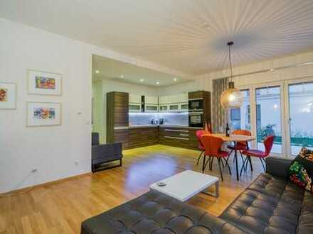 Bezugsfreie 2-Zimmer Wohnung mit großer Terrasse nahe dem Müggelsee