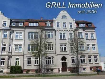 4-RW * Balkon * Wohnzi. mit Erker * Bad mit Wanne * Gäste-WC * Küche mit Fenster * großer Garten