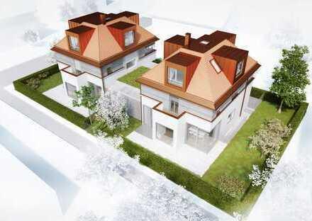 Neubau! Einfamilienhauses mit Verbundgarage - Haus 1 (West)