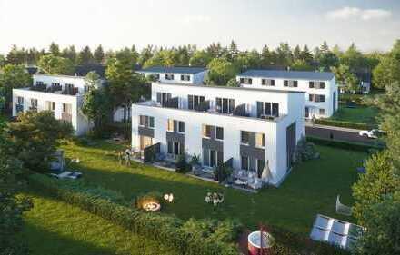 Neubau! Reiheneckhaus mit 6m Breite in Bischofsheim inkl. Grundstück