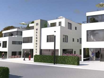 LETZTE VERFÜGBARE WOHNUNG   3-Zimmer Wohnung im Obergeschoss mit ca. 115,70 m² und großem Balkon