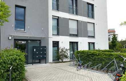 schöne 4-Zimmer-Wohnung mit Balkon in NUERNBERG Rehhof