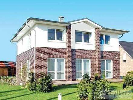 Mitten im Zentrum - Neubau Stadthaus-Villa mit Ausbaureserve ***KfW 55 Effizienzhaus****