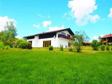 Landhaus in bester Wohnlage Siegsdorf-Scharam, Ortsrand in Panoramalage