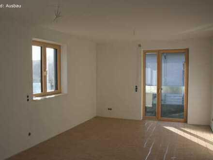 Helle Dreizimmerwohnung mit Dachterrasse in ruhiger u. zentraler Lage