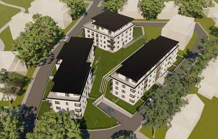 Sonnige Etagenwohnung mit Lift und Balkon