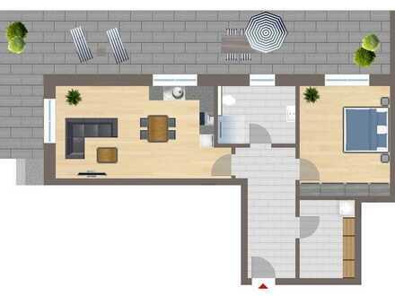 Penthousewohnung mit Seeblick (Wohnung 10)