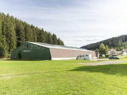 Baugrundstück in einzigartiger Schwarzwaldkulisse am Stadtrand