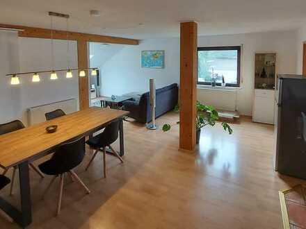 Helle, freundliche 4-Zimmer-Wohnung mit Einbauküche in Grünstadt