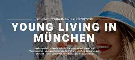 Ca. 92 % vermietet -Neubau- 62 Modern möblierte Apartments - volle Kostenkontrolle