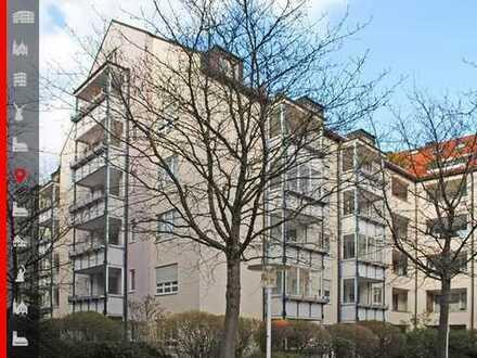 Gut vermietete 2-Zimmer-Wohnung zwischen Hirschgarten und Westpark