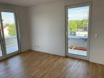Neubau - Exklusive 2,5 ZKB Penthouse Wohnung