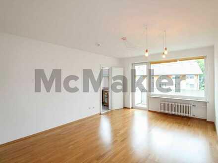 Modern, zentral, gepflegt: Stilvolles 1-Zi.-Apartment in Giesing - 15 Min. bis zum Marienplatz!