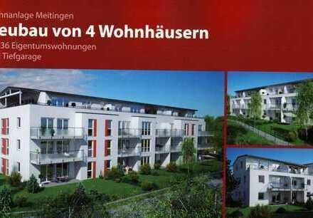 ERSTBEZUG NEUBAU- Schöne 3-Zimmer-Wohnung mit Balkon
