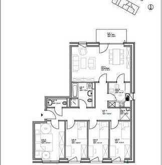 Neubauprojekt HörgensHöfe / frei finanzierte 5-Zimmerwohnungen in Eidelstedt
