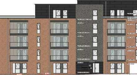 Exklusive 2 - Zimmer Neubau - Wohnung in Hamburg Bahrenfeld zu vermieten