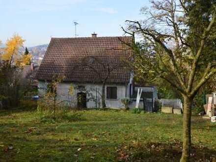 Bauplatz direkt am Landschaftsschutzgebiet gelegen, in unmittelbarer Nähe zu Stuttgart