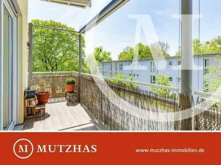 Moderne und ruhige 3 Zimmerwohnung im Grünen - zeitnah beziehbar!
