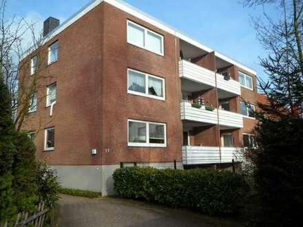 Gut aufgeteilte 3 Zimmerwohnung mit sonnigem Balkon in schöner Wohnlage von Deichhorst