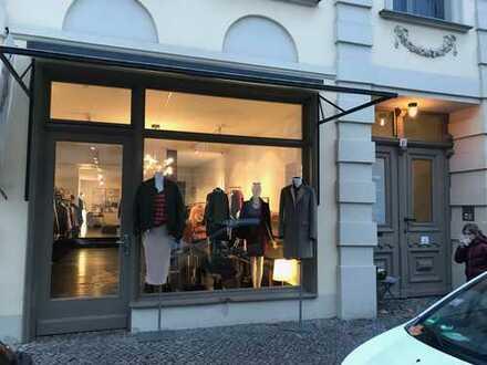 Laden in bester Lauflage mit Schaufenster im Zentrum Potsdams