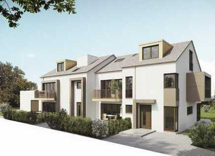 Provisionsfrei: Neubau, ruhig gelegenes 5-Zimmer-Eckhhaus in Grafing b. München (S4)