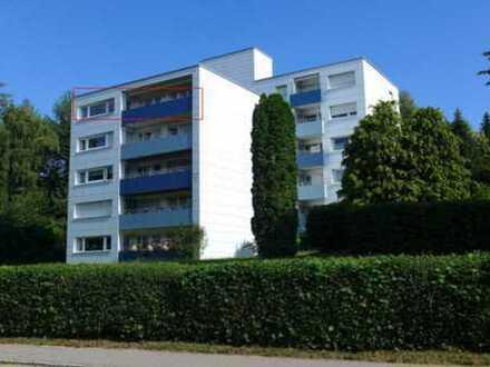 Gepflegte 4-Zimmer-Wohnung mit Balkon und EBK in Leutkirch im Allgäu