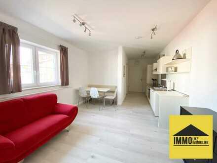 *moderne 2-Zimmer-Wohnung mit Einbauküche*