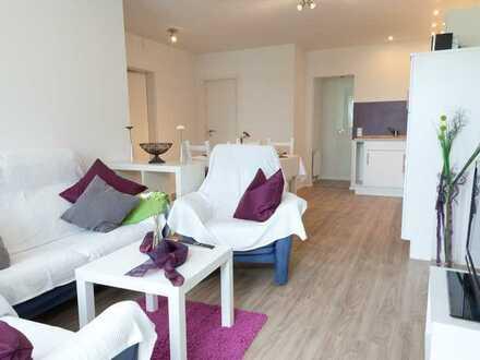 gepflegte 2,5 Zimmerwohnung mit Einbauküche in Herdwangen-Schönach