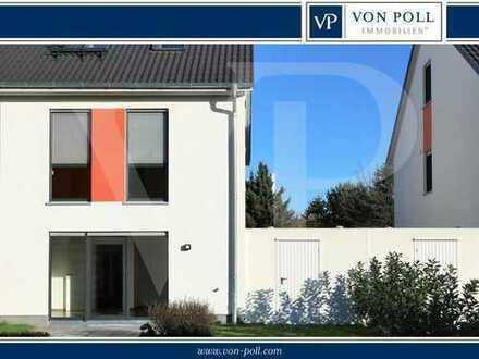 Neuwertige Doppelhaushälfte zur Miete in begehrter Pankower Lage