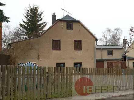 Handwerker aufgepasst: Teilsaniertes Einfamilienhaus mit Fertigstellungsbedarf