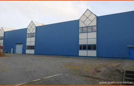 Verkauft - Wir suchen weitere Hallen und Gewerbeimmobilien in und um Hünfeld