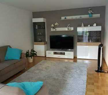 Modernisierte 3-Zimmer-Wohnung mit Balkon und Einbauküche in Mannheim Waldhof Ost Erdgeschoss