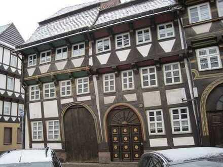 Wohnung mit besonderem Charme im Fachwerkhaus in der Einbecker Innenstadt!