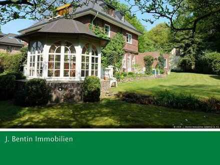 Ruhig gelegene und erlesene Wohnung im Bergedorfer Villenviertel - 3 Zimmer -