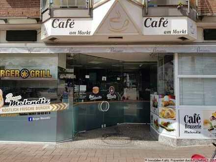 PÄCHTER GESUCHT für ein sehr zentral gelegenes Burger Restaurant in Mitte von Eisenberg