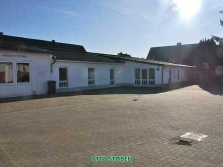 Lägerdorf zentral: Interessantes Bürohaus optional mit Lager! OTTO STÖBEN!