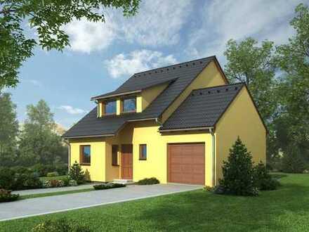 Einzugsfertig neu bauen - Grundstück, Bodenplatte inklusive!