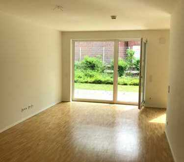 4-Zimmer Erdgeschoss Wohnung mit neuwertiger Einbauküche