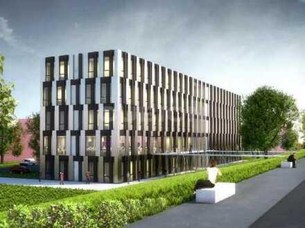 WP1 Office: Büroflächen im innenstadtnahen Neubau!