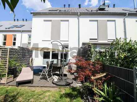 Familienfreundlich und neuwertig: 6-Zi.-RMH mit Terrasse und viel Platz in Fürth-Vach
