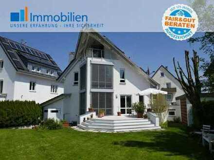 Rarität auf dem Immobilienmarkt - Freistehendes EFH in Leinfelden-Echterdingen!
